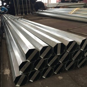 Hot-Dip-Galvanized-Power-Transmission-Line-Steel